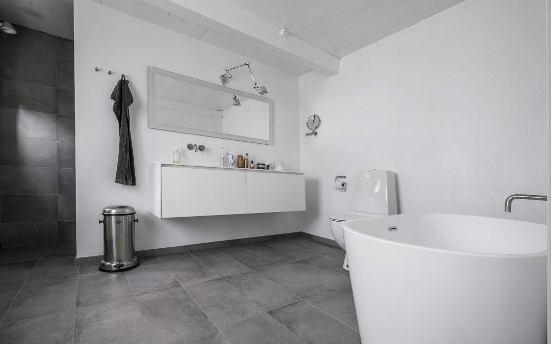 Ombygning af badeværelse